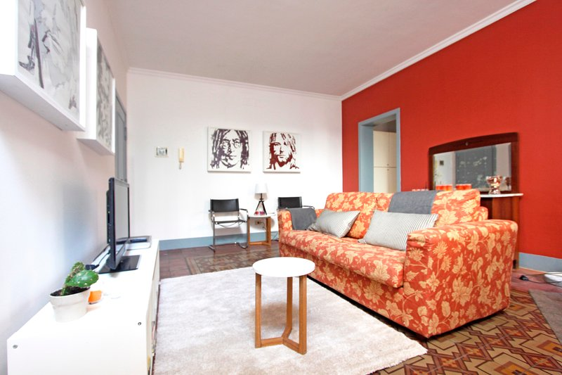 F1 |FK Charming flat with amazing terrace  Catania - Image 1 - Catania - rentals
