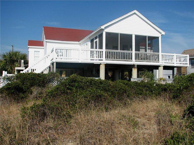 """2004 Palmetto Blvd - """"Family Tides"""" - Image 1 - Edisto Beach - rentals"""