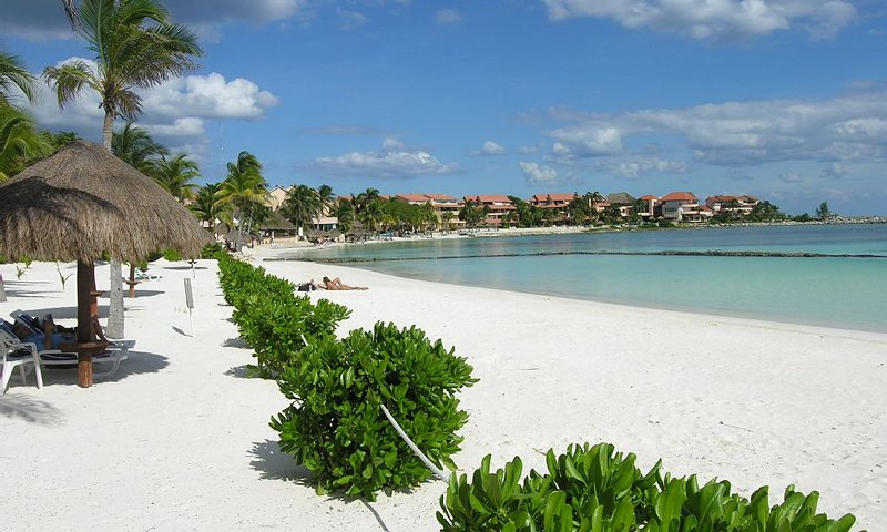 Beach!!! - GROUNDFLOOR VDM WIFI GRILL PRIVATE BEACH AMAZING 25% DISCOUNT FOR HIGH SEASON!!! - Puerto Aventuras - rentals