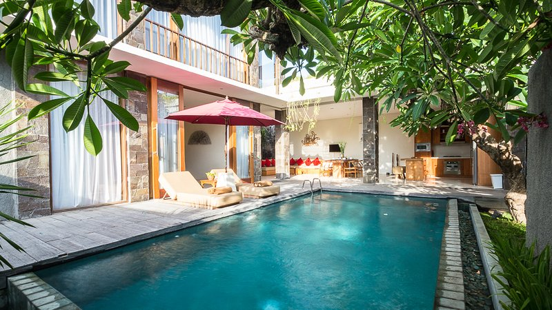 Affordable 2bdrs Villa In Seminyak - Villa Ruandra - Image 1 - Seminyak - rentals