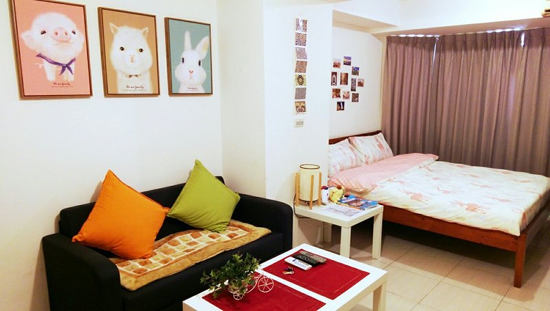 Annie's lovely pink studio - Image 1 - Kaohsiung - rentals