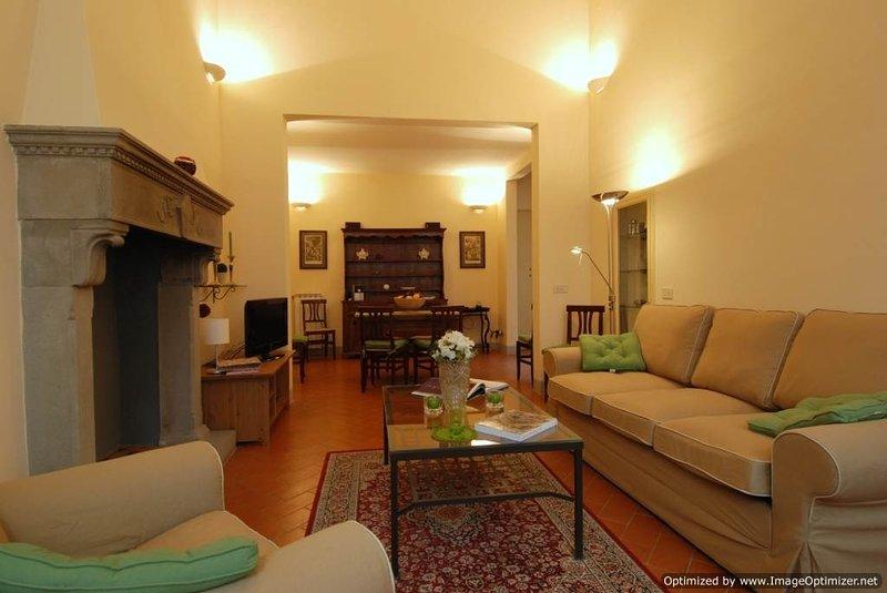 Apartment Arno Florence Apartment rental - Image 1 - Florence - rentals