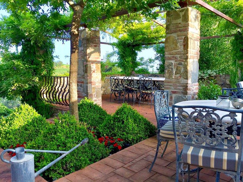 Gated Luxury Estate ~ Prime Chianti Classico! - Image 1 - Siena - rentals