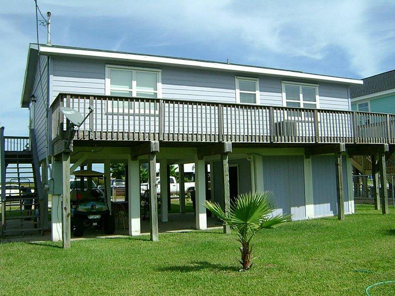 THE RUM HOUSE- GREAT LOCATION! - Image 1 - Galveston - rentals