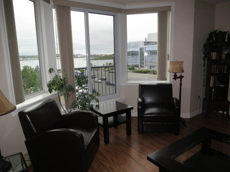 Enjoy the waterfront views from your living room. - Water View, Perfect Location - Halifax - rentals