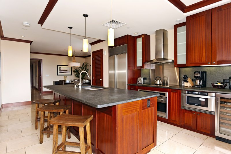 Your Fully Equipped Kitchen - Beach Villas OT-305 - Kapolei - rentals