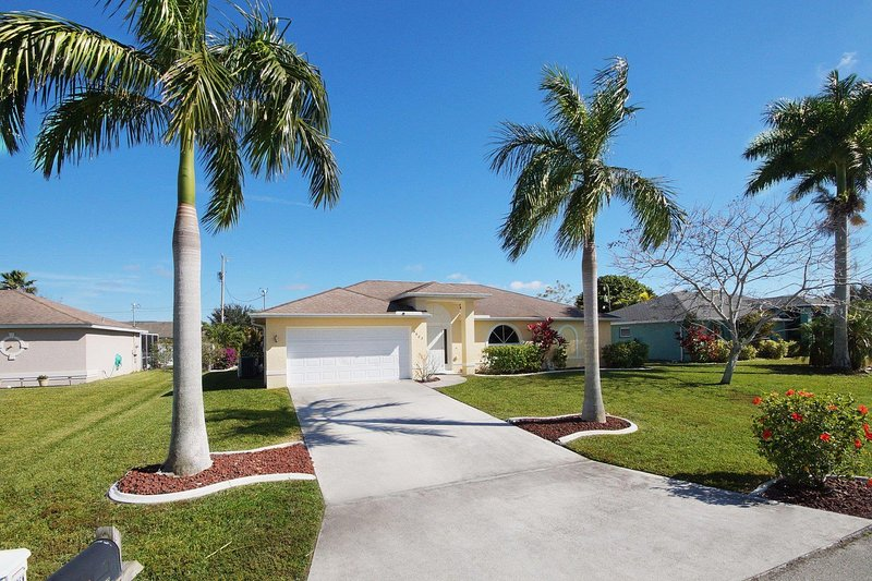 Florida villa for your dream holiday - Holiday Home Villa Skyline in Cape Coral - Cape Coral - rentals