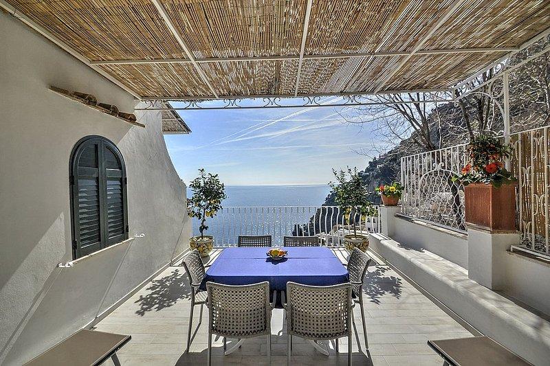 Villa Giancarlo - Image 1 - Positano - rentals
