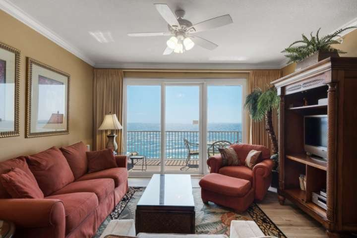 All the comforts of home away from home with a Gulf View - 903 Grandview East - Panama City Beach - rentals