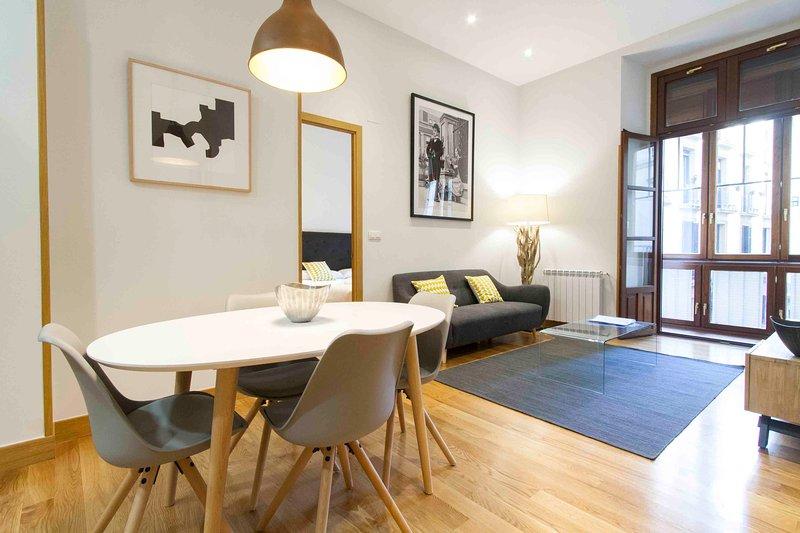 Dining area and living room - Dream - San Sebastian - Donostia - rentals