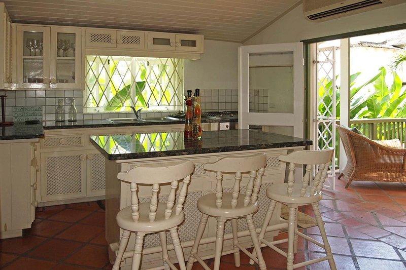 Little Seascape - Open kitchen - Little Seascape - Charming West Coast Hideaway - Saint Peter - rentals