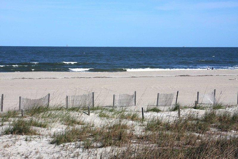 Ocean front Rental 101-2 - Image 1 - Tybee Island - rentals