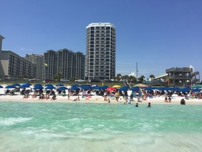 Surfside Resort from the water side - Perfect Vacation Destin Ation Spot at The Beach in Destin :) - Miramar Beach - rentals