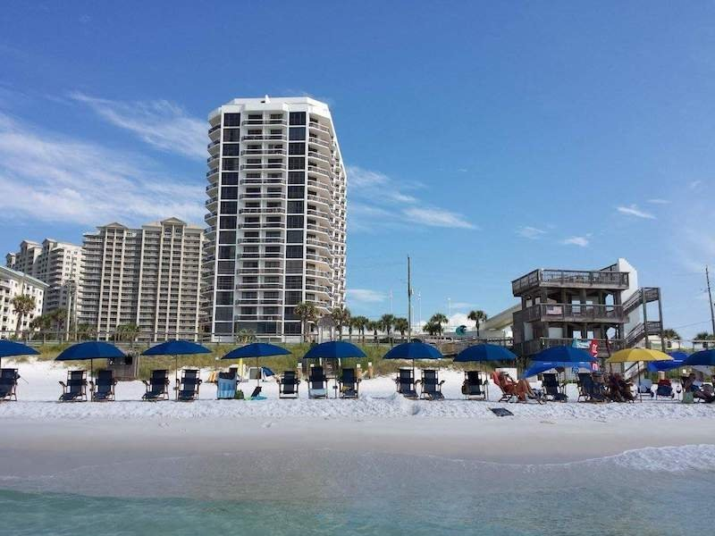Surfside Resort view from the beach - Special $1495 6/3/6/10 Perfect Family Destin-Ation Spot at the Beach in Destin - Miramar Beach - rentals