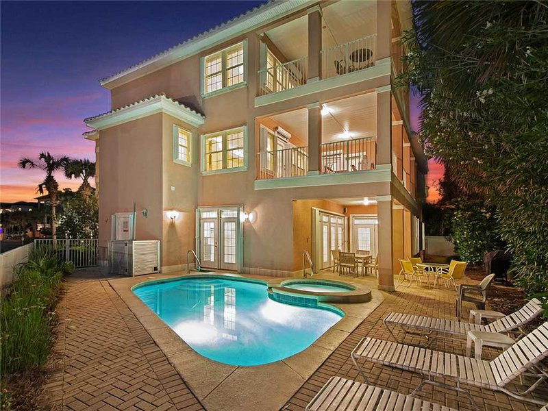 Emerald Beach House - Image 1 - Miramar Beach - rentals