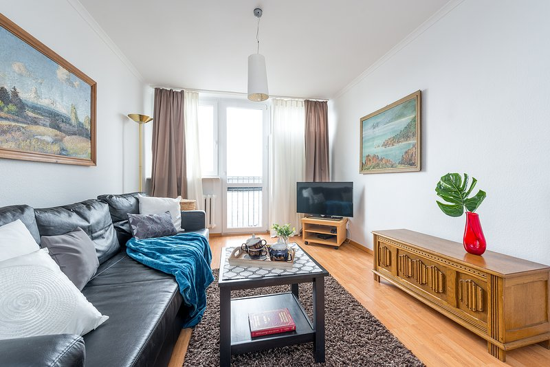 City Center 2 bedroom apartment! Grzybowska - Image 1 - Warsaw - rentals
