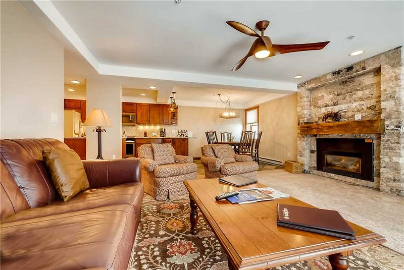 Torian Plaza 404 - Image 1 - Steamboat Springs - rentals