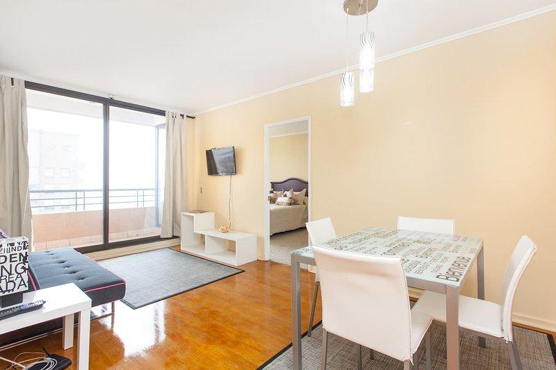 Flat near Plaza Armas - La Moneda - Image 1 - Santiago - rentals