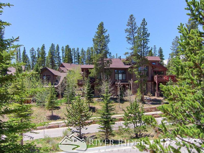 Lodge at Cucumber Patch -Gondola access, hot tub - Image 1 - Breckenridge - rentals