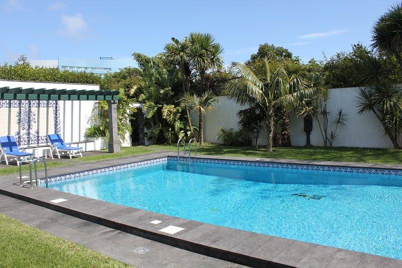 Casa dos Agapantos - Studio in Ponta Delgada - Image 1 - Ponta Delgada - rentals