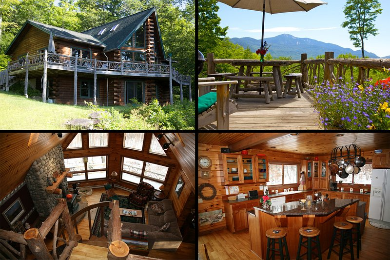Giant's View Lodge in the Adirondacks - Image 1 - Keene Valley - rentals