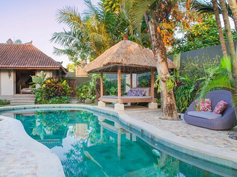 Traditional Bali Villa In Seminyak - Villa Koyama - Image 1 - Seminyak - rentals
