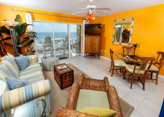 Bright and airy with a gorgeous view! - GD 307:Get your beach fix from this EXTRAVAGANT CONDO - Fort Walton Beach - rentals