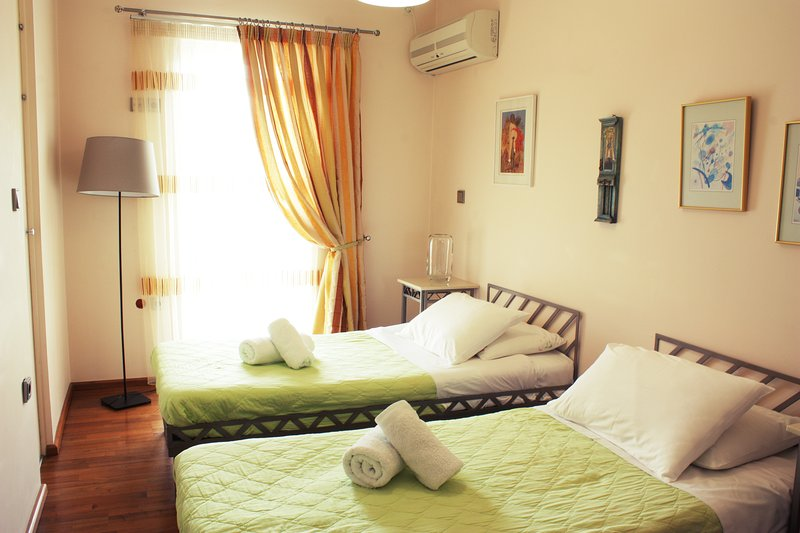 Our room - Veggie Garden BnB (Twin/Double) - Athens - rentals