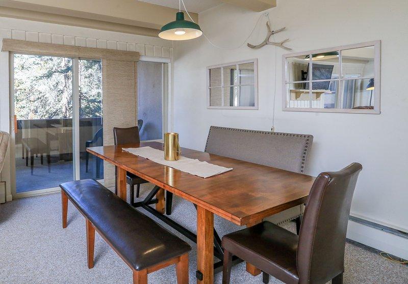 Beautiful  2 Bedroom  - ********** - Image 1 - Breckenridge - rentals