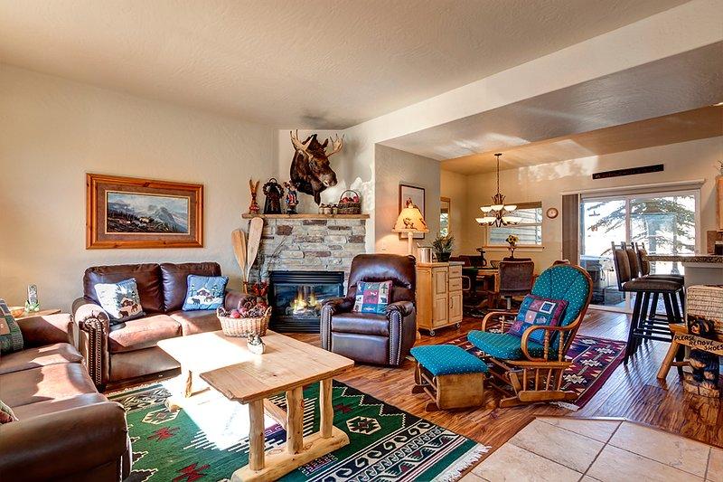 Invitingly Furnished  3 Bedroom  - ********** - Image 1 - Breckenridge - rentals