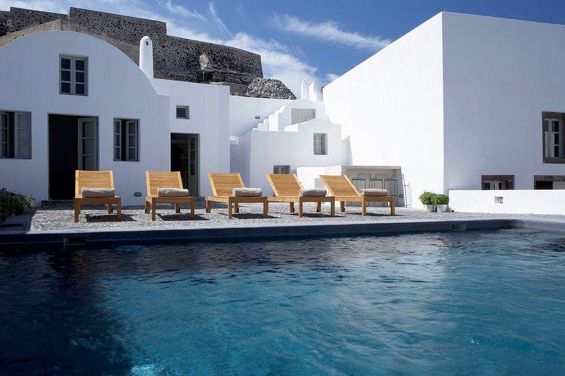 Blue Villas |Katikia,Canava & Milos| Sea view - Image 1 - Pyrgos - rentals