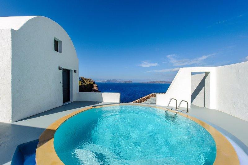 Blue Villas | Serenity | Luxury suites - Image 1 - Akrotiri - rentals