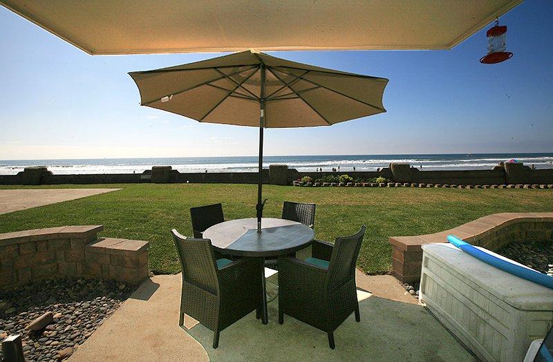 D29 - Beachfront Bungalow - Image 1 - Oceanside - rentals