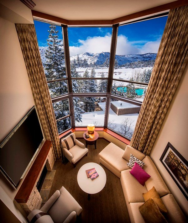 Resort at Squaw Creek Penthouse #810 - Image 1 - Olympic Valley - rentals
