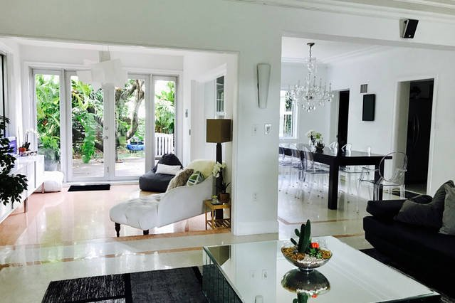 Spectacular Modern Villa 6 BR in the HEART of South Beach! Book Now! - Image 1 - Miami Beach - rentals