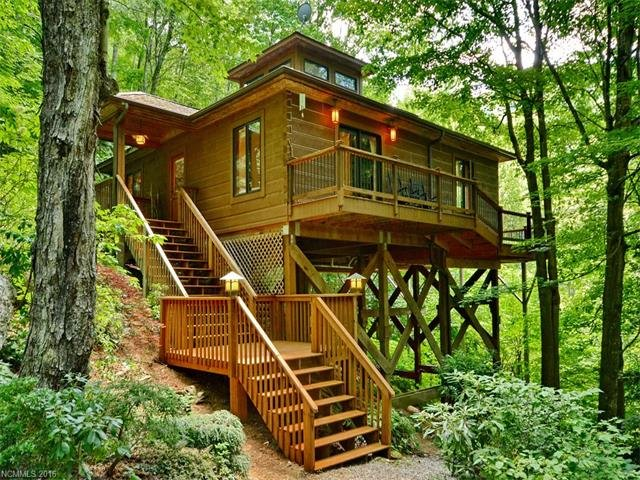 Zen Mountain House / Cabin 25 mi from Asheville - Image 1 - Marshall - rentals