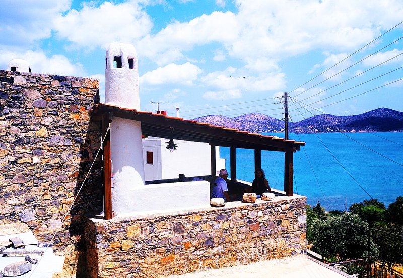 Traditional Home with Sea View (Argiro) - Image 1 - Elounda - rentals