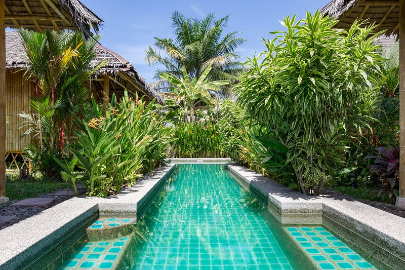 bungalow of luxe with pool spa - Image 1 - Rawai - rentals