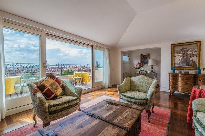 Ca' Cerchieri Terrace - Image 1 - Venice - rentals