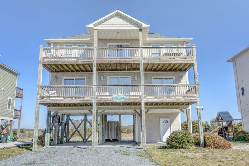 3801 Island Drive - Island Drive 3801 Oceanview! | Internet - North Topsail Beach - rentals