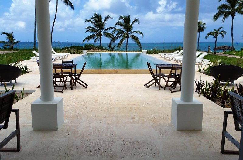 Breathtaking Beachfront Luxury Boutique Estate on Eleuthera - Image 1 - Governor's Harbour - rentals