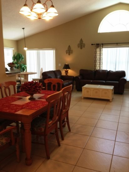 Pet Friendly 4 Bed 2 Bath Pool Home With Privacy Fence. 204HOL - Image 1 - Orlando - rentals