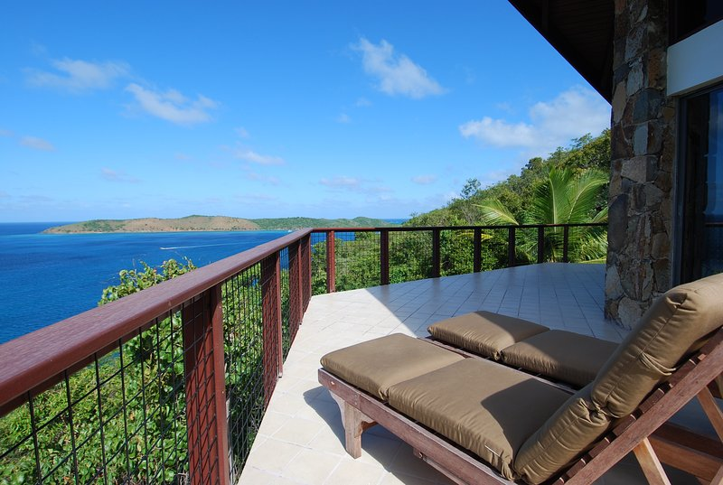 Your secluded hideaway overlooking Virgin Gorda's North Sound - Spectacular Views & Total Tranquility awaits you at Villa Alizés - North Sound - rentals