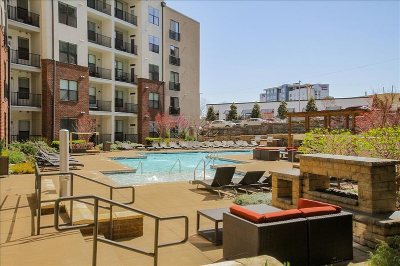 Exclusive Modern Two Bedroom Two Bath in the HEART of THE GULCH - BOOK NOW! - Image 1 - Nashville - rentals