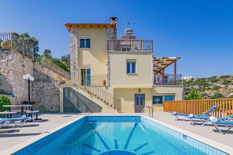 Villa Ilios - Image 1 - Maroulas - rentals