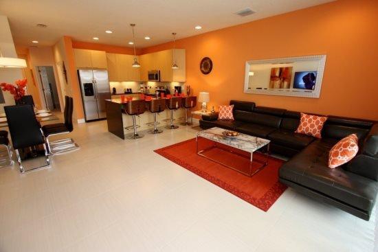 3 Bedroom 3 Bath Townhouse With Pool. 1514TA - Image 1 - Orlando - rentals