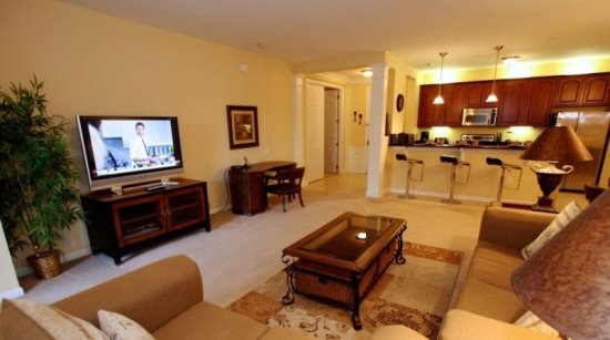 3 Bedroom 3 Bath Condo in Vista Cay. 4816CA-101 - Image 1 - Orlando - rentals