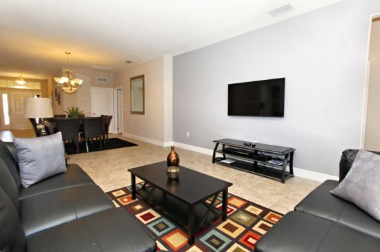 Gorgeous New 5 Bed 5 Bath Pool Home in the Beautiful Solterra Resort. 5132OA - Image 1 - Orlando - rentals