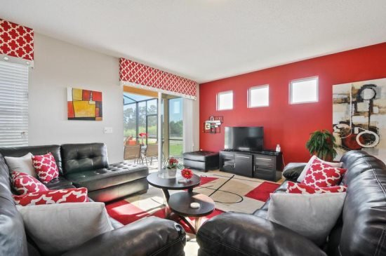 Fabulous 6 Bed 5 Bath Pool Home in Solterra Resort. 4115OD - Image 1 - Orlando - rentals