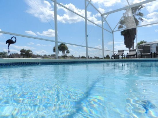 4 Bedroom Pool Home With Golf View. 709EMD - Image 1 - Orlando - rentals